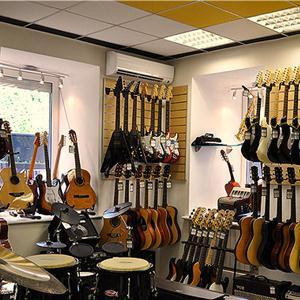 Музыкальные магазины Жуковского