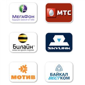 Операторы сотовой связи Жуковского